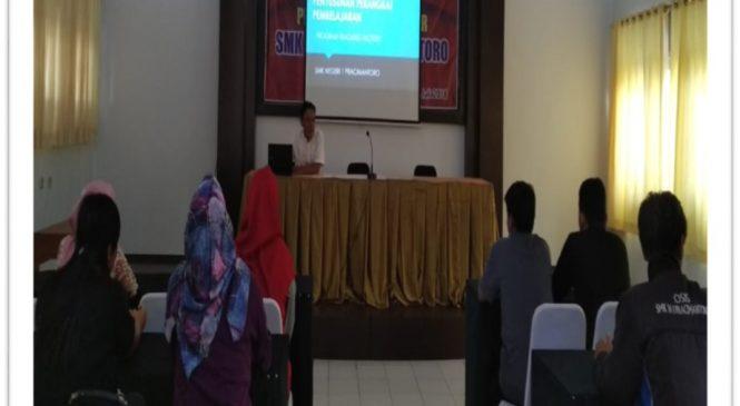 Workshop Penyusunan Perangkat Pembelajaran dengan Metode Teaching Factory
