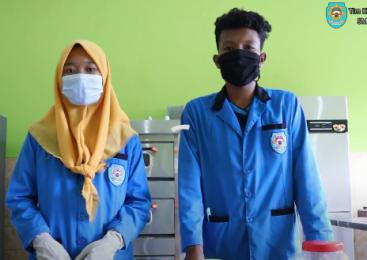 PROSES PEMBUATAN VCO (Virgin Coconut Oil) – TIM KKSI SMK Negeri 1 Pracimantoro