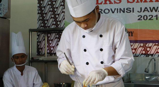 SMK Negeri 1 Pracimantoro Meraih Kejuaraan LKS XXIX Tingkat Provinsi Jawa Tengah